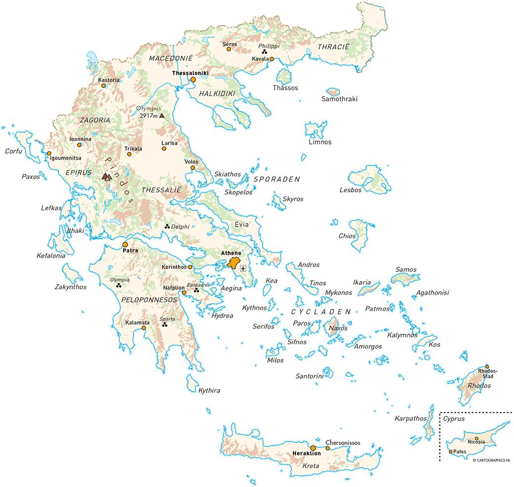 Griekenland Magazine Met Alles Over Griekenland