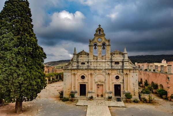Bijzondere kloosters op Kreta