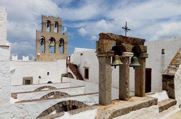 Johannesklooster Pátmos